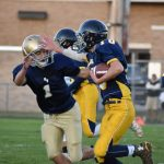 8th Grade Football Pulls Off Win, Remains Undefeated