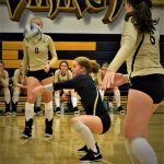 Vikings Sweep Wildcats