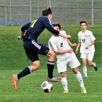 Soccer Plays for District Title