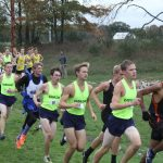 Boys, Girls Cross Country Finishes 4th in BNC