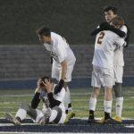 Soccer Loses District Heartbreaker