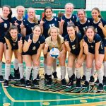 Volleyball Shares BNC Title