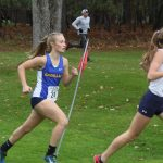 Girls Cross Country Competes at States, Schopieray Takes 4th