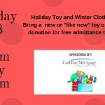 Holiday Toy and Winter Clothing Drive