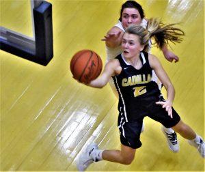 2018-19 Girls Basketball