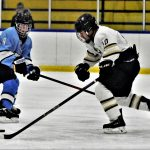 Hockey Falls to Petoskey