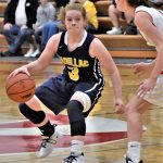 Girls Basketball Stays Perfect in Conference Play