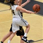 Girls Basketball Secures BNC Title