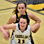 Girls Basketball Falls to Glen Lake