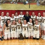 Cadillac Crowned District Champions!