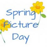 Schedule for Spring Sports Pictures