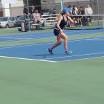 Varsity Tennis Finishes Third at Invite, JV Fourth