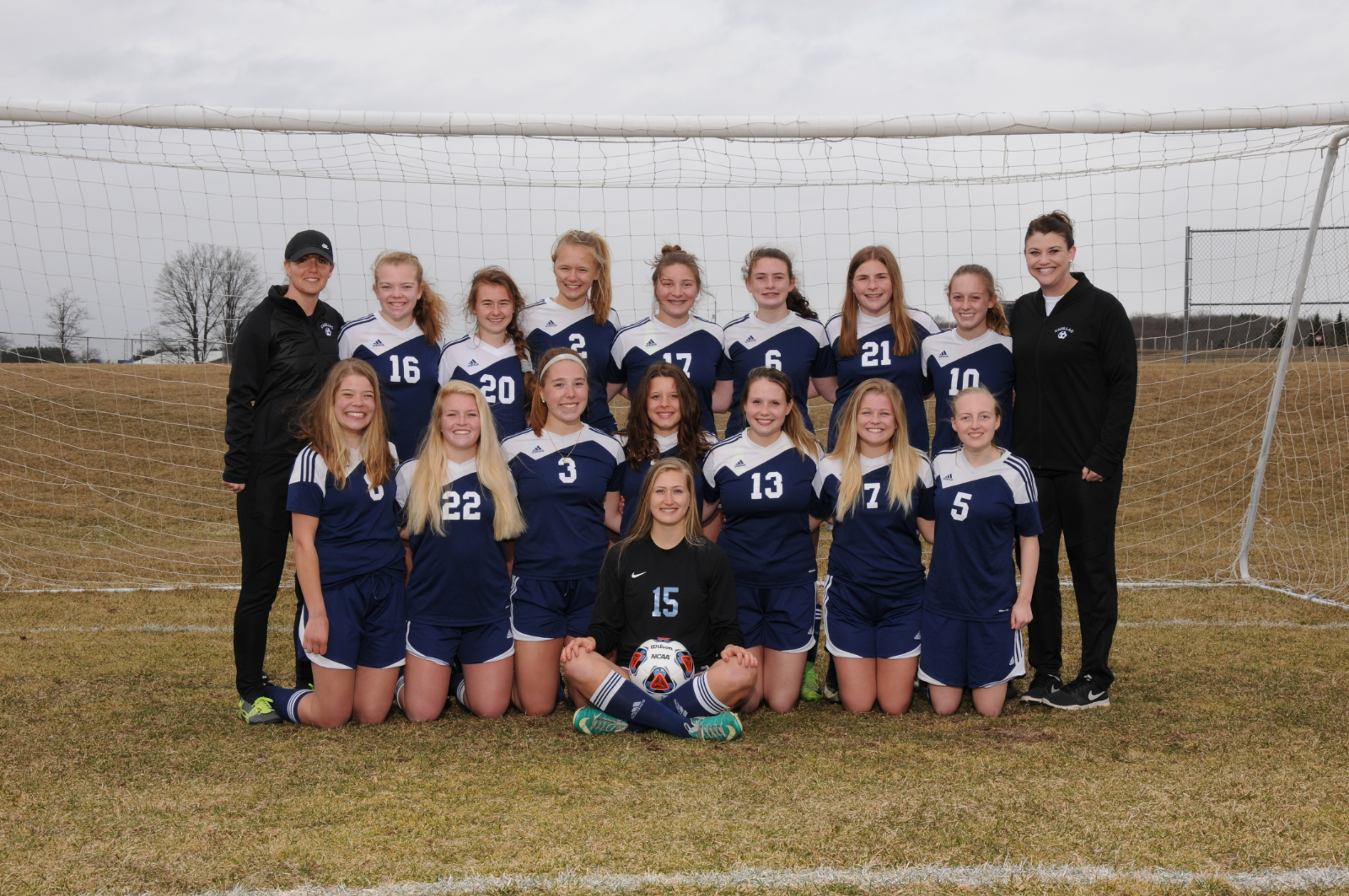 Soccer Ends in Another BNC Tie