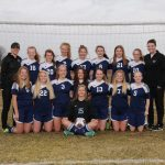 Girls Soccer Ties TC West