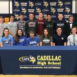 17 CHS Seniors Will Continue Athletics in College