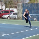 Girls Tennis Beats Big Rapids