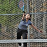 Tennis Teams Fall to TC West