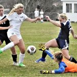 Cadillac Outscores Alpena 6-2 in Soccer