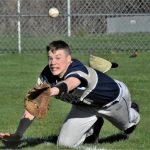 Baseball Drops Two to Gaylord