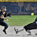 Kingsley Tops Vikings in Softball Doubleheader