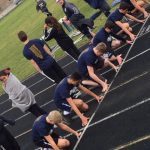Boys Win Jr High Track, Girls Finish Third