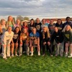 Girls Track Crowned Regional Champs