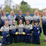 Softball Team Wins Home Invite