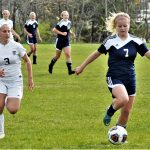 Vikings Top Lakers 8-0 in Soccer