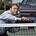 Tennis Finishes Third in BNC