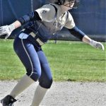 Varsity Softball Splits with TC West