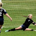 Girls Soccer Falls to BC Western in Districts