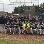 Baseball Takes Home District Trophy!