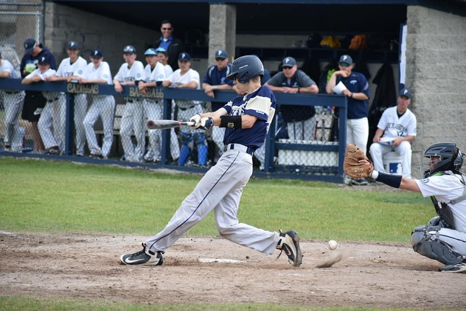 Baseball Ends Tournament Run in Regional Finals