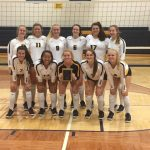 Varsity Volleyball Wins Home Tournament