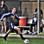 Boys Soccer Finishes in Second at Invite