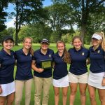 Girls Golf Brings Home First Win in Inaugural Season