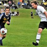 Soccer Falls to Petoskey in Conference Game