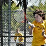 Tennis Beats Fremont then Wins Weekend Invitational