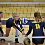 Volleyball Tops TC Central, Remains Undefeated in BNC
