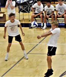 2019 Powderpuff Football and Volleyball