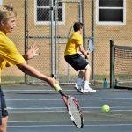 Varsity and JV Tennis Teams Finish 4th in BNC