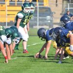 Jr High Football Sweeps TC West