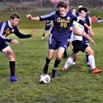 Soccer Beats BC Western, Advance to District Semis