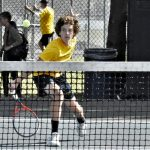 Boys Tennis Finishes Sixth at Regionals