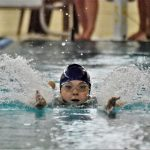 Swim Hosts First Home Meet