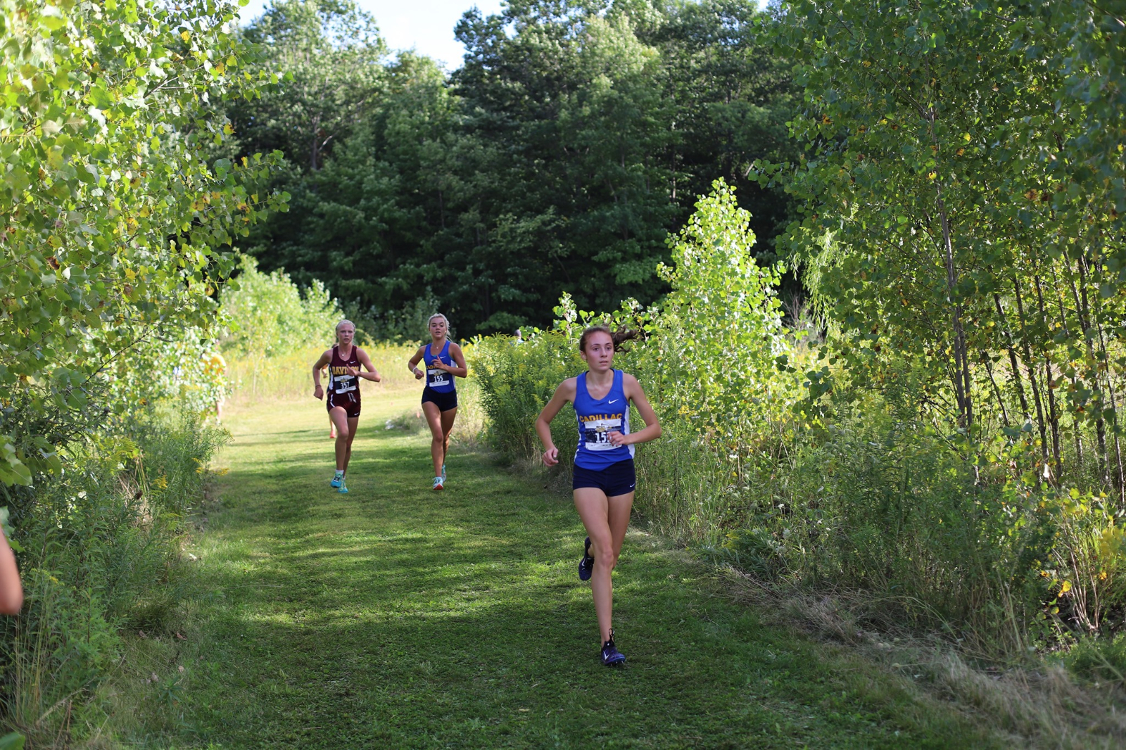 Cross Country Finishes 3rd, 6th at BNC Finals