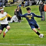 Soccer Bows Out in District Semi-Finals