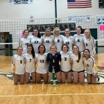 Volleyball Wins Central Montcalm Invitational