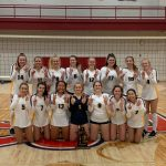 Volleyball Earns 14th Straight District Championship!