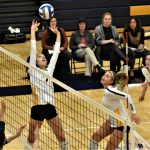 Volleyball Beats Clare, Advances to Regional Finals
